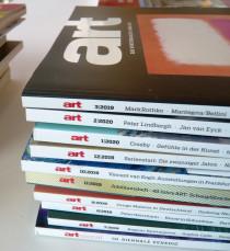 Kunstmagazine