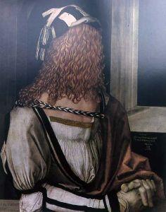 Der verhüllte Dürer