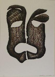 Bipolare Maske