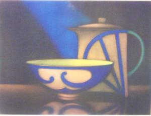 Grandrayon bleu
